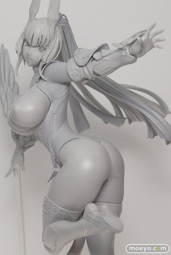 オーキッドシードの七つの美徳 ウリエル ~忍耐の像の新作フィギュア原型画像04