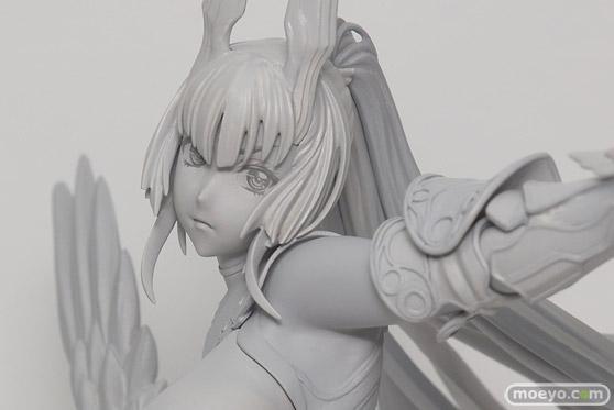 オーキッドシードの七つの美徳 ウリエル ~忍耐の像の新作フィギュア原型画像05
