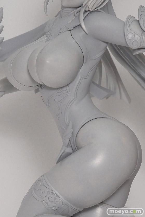 オーキッドシードの七つの美徳 ウリエル ~忍耐の像の新作フィギュア原型画像06