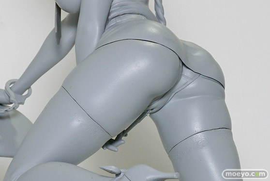 クイーンテッドのクリエイターシリーズ 婦警さんの新作アダルトフィギュア原型画像07