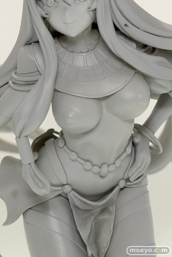 ホビージャパンのFGO キャスター/ニトクリスの新作フィギュア原型画像05