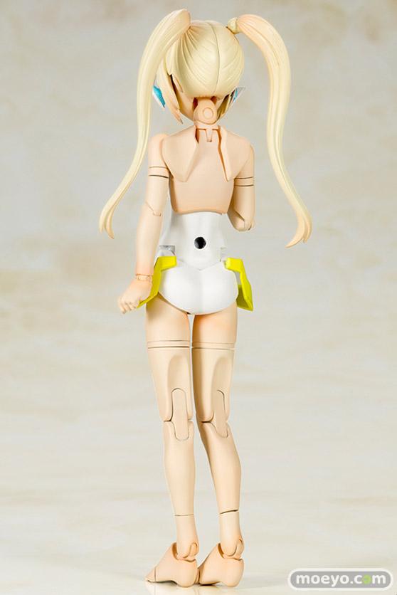 コトブキヤのメガミデバイス 朱羅 忍者 蒼衣の新作フィギュア彩色プラモデル画像11