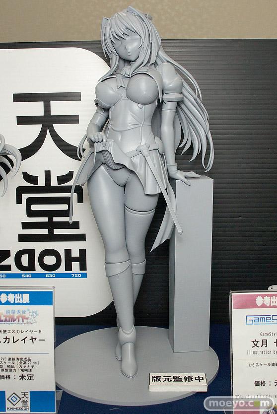 回天堂の超昂天使エスカレイヤーR エスカレイヤーの新作フィギュア原型画像01