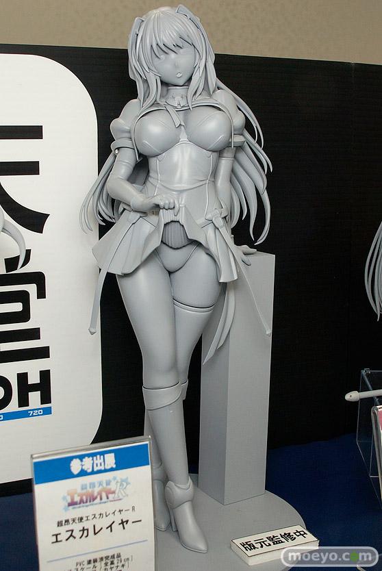 回天堂の超昂天使エスカレイヤーR エスカレイヤーの新作フィギュア原型画像02