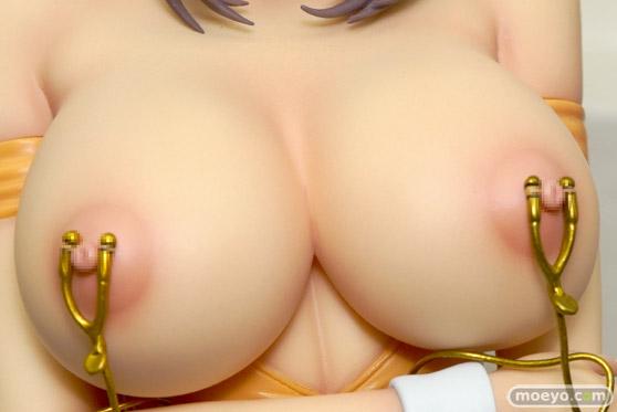 ネイティブのNON VIRGIN バニーガール 桑島 優子の新作アダルトフィギュア彩色サンプル画像07
