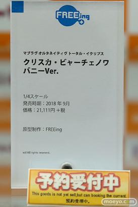 秋葉原の新作フィギュア展示の様子31