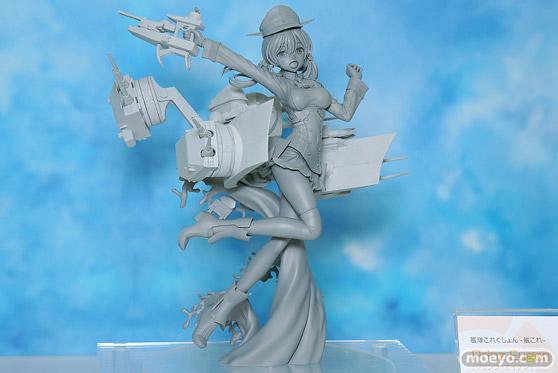キューズQの艦隊これくしょん-艦これ- プリンツ・オイゲンの新作フィギュア原型画像01