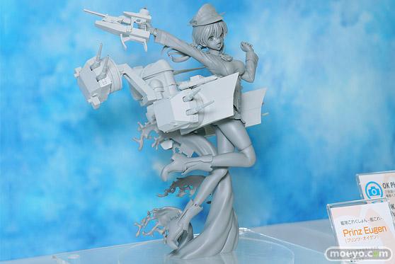 キューズQの艦隊これくしょん-艦これ- プリンツ・オイゲンの新作フィギュア原型画像02