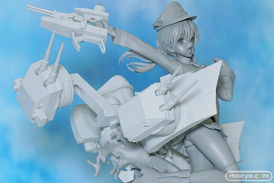 キューズQの艦隊これくしょん-艦これ- プリンツ・オイゲンの新作フィギュア原型画像05