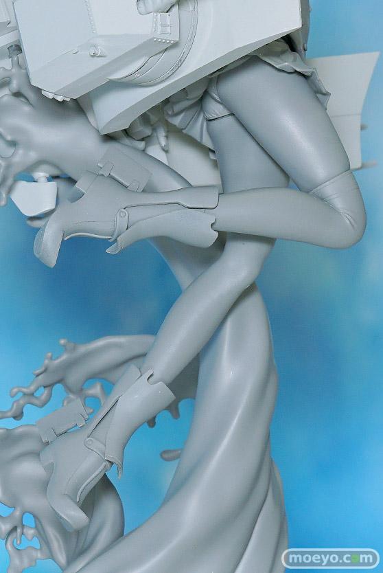 キューズQの艦隊これくしょん-艦これ- プリンツ・オイゲンの新作フィギュア原型画像07