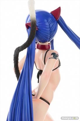 オルカトイズのFAIRY TAIL ウェンディ・マーベル・黒猫Gravure_Styleの新作フィギュア彩色サンプル画像17
