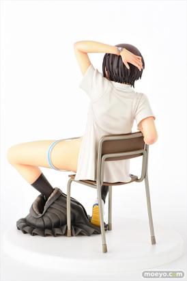 花畑と美少女のJUNKLAND in 田中裕子: designed by 紙魚丸:の新作フィギュア彩色サンプル画像05