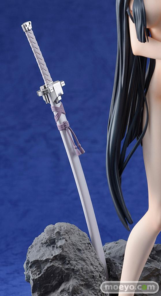 ホビージャパンのキルラキル 纏流子 鬼龍院皐月 温泉三昧Ver.の新作フィギュア彩色サンプル画像16