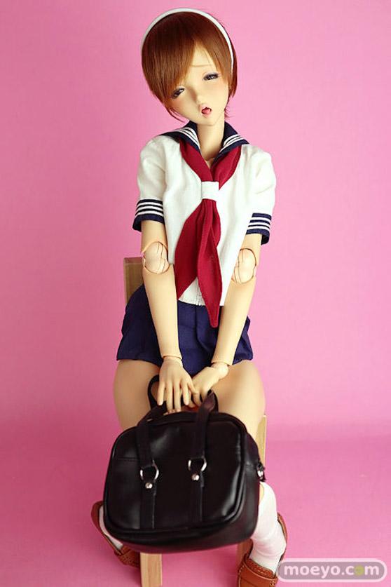 Pink Drops #10 穂乃花(ホノカ):SoftSkin 新作アダルトドール サンプル画像03