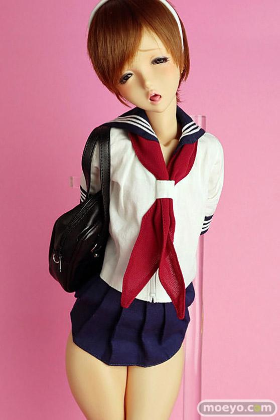 Pink Drops #10 穂乃花(ホノカ):SoftSkin 新作アダルトドール サンプル画像04