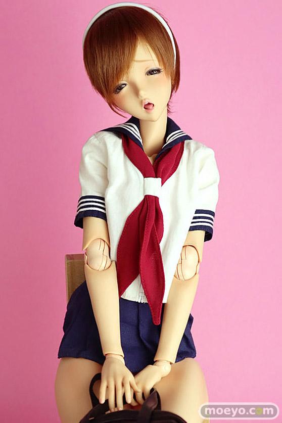 Pink Drops #10 穂乃花(ホノカ):SoftSkin 新作アダルトドール サンプル画像06