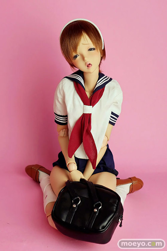 Pink Drops #10 穂乃花(ホノカ):SoftSkin 新作アダルトドール サンプル画像07
