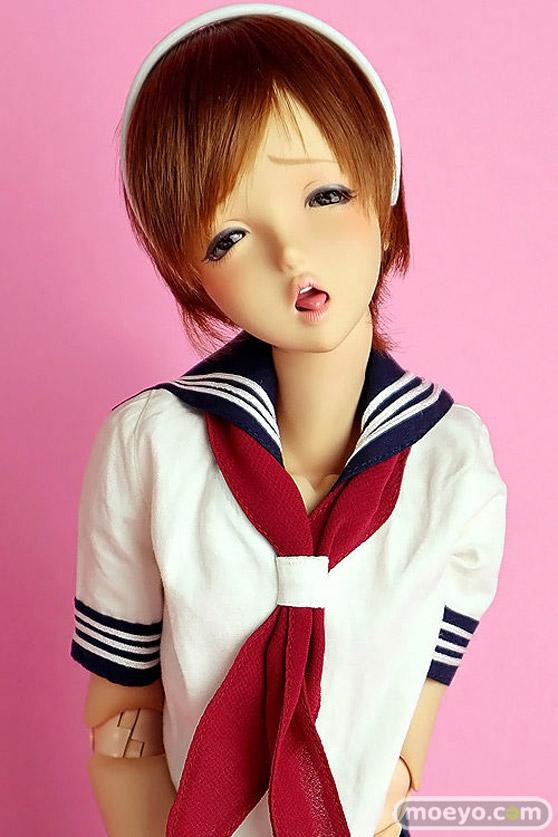 Pink Drops #10 穂乃花(ホノカ):SoftSkin 新作アダルトドール サンプル画像09