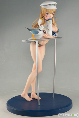 ダイキ工業のAnmi AVIAN ROMANCE カモメの新作フィギュア彩色サンプル画像03