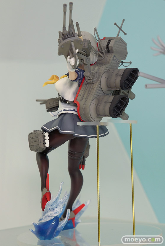 ファット・カンパニーの艦隊これくしょん -艦これ- 浜風の新作フィギュア彩色サンプル画像04