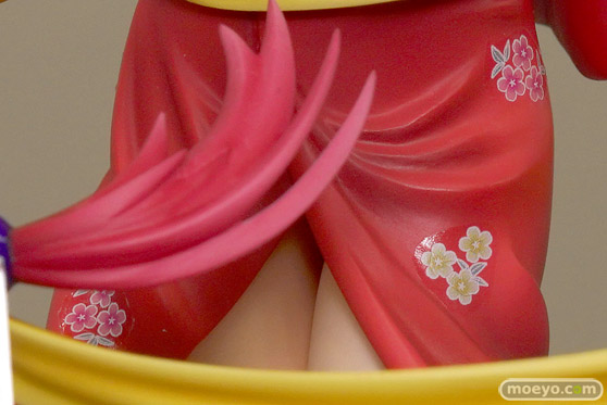 Y-STYLE To LOVEる-とらぶる- ダークネス 黒咲芽亜 浴衣Ver.の新作フィギュア彩色サンプル画像09