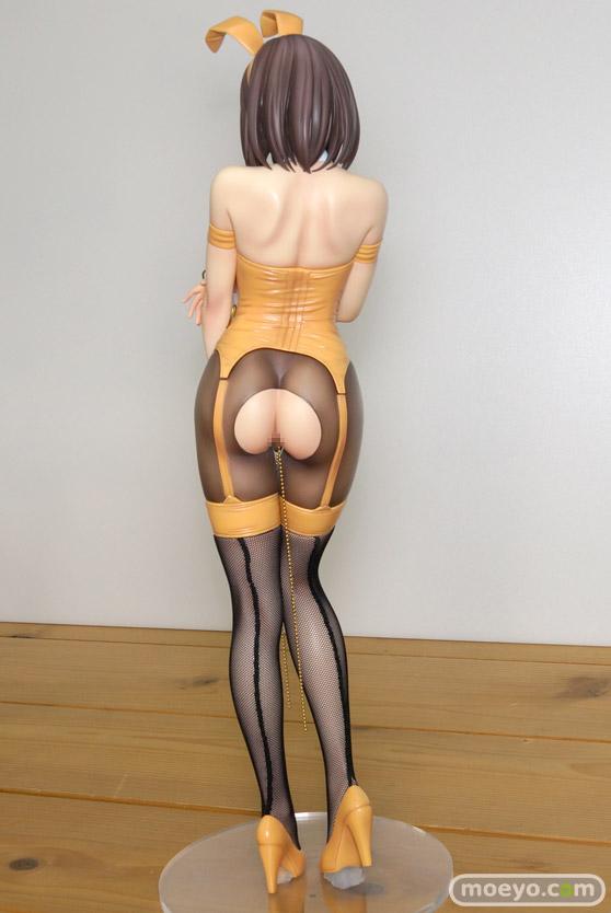 ネイティブのNON VIRGIN バニーガール 桑島 優子の新作アダルトフィギュア彩色サンプル撮りおろし画像06