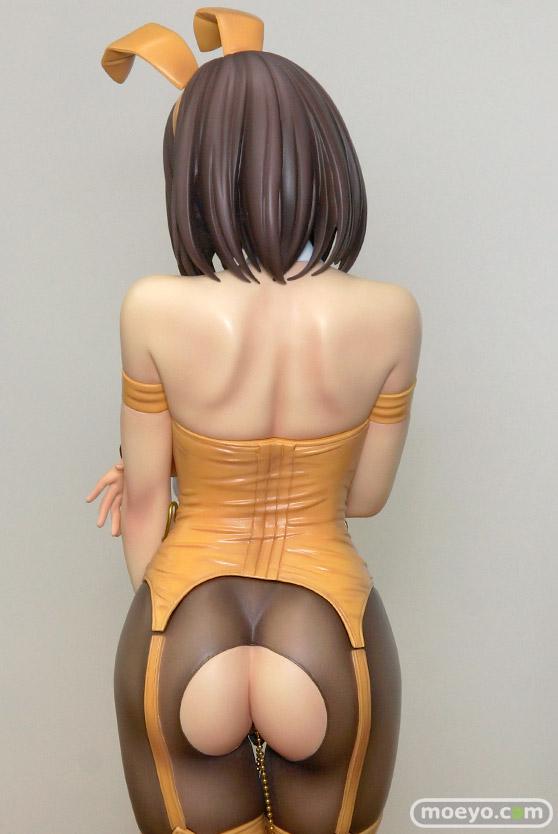 ネイティブのNON VIRGIN バニーガール 桑島 優子の新作アダルトフィギュア彩色サンプル撮りおろし画像12