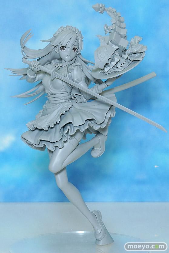 キューズQのセブンスドラゴン2020-II サムライ(刀子) メイドStyleの新作フィギュア原型画像01