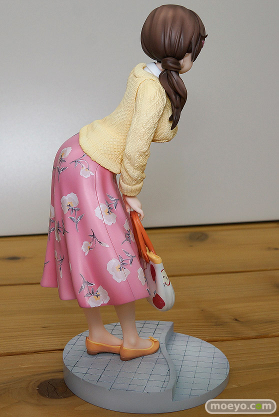 グッドスマイルカンパニーの3月のライオン 川本あかりの新作フィギュア彩色サンプル画像05
