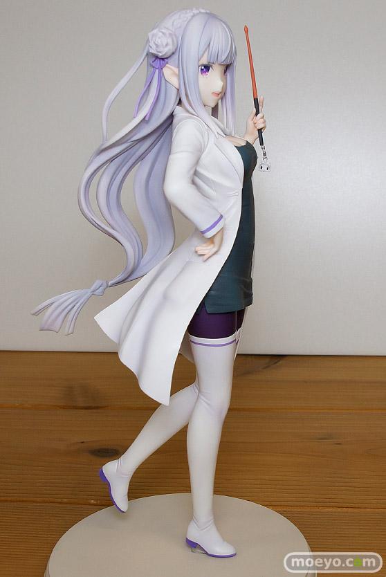 KADOKAWAのRe:ゼロから始める異世界生活 エミリア 教師Ver.の新作フィギュア彩色サンプル画像02