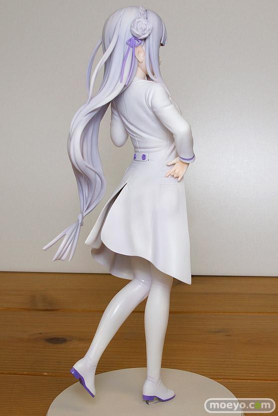 KADOKAWAのRe:ゼロから始める異世界生活 エミリア 教師Ver.の新作フィギュア彩色サンプル画像03