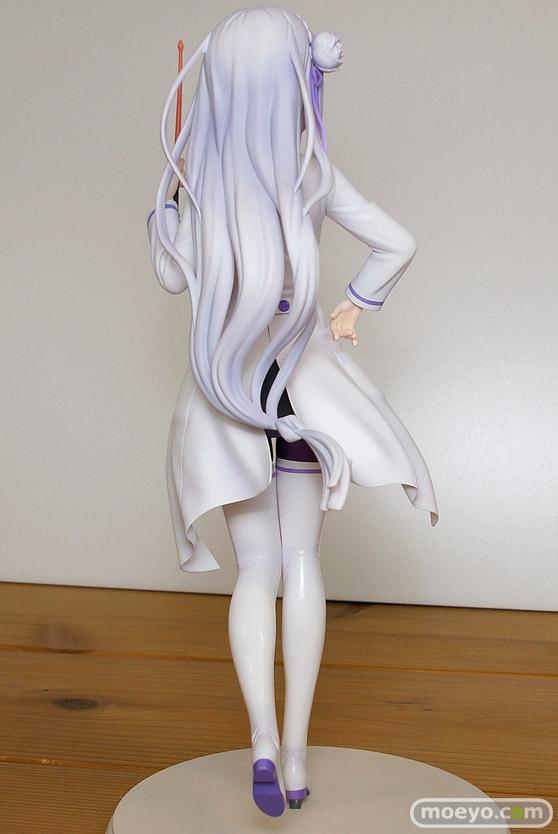 KADOKAWAのRe:ゼロから始める異世界生活 エミリア 教師Ver.の新作フィギュア彩色サンプル画像04