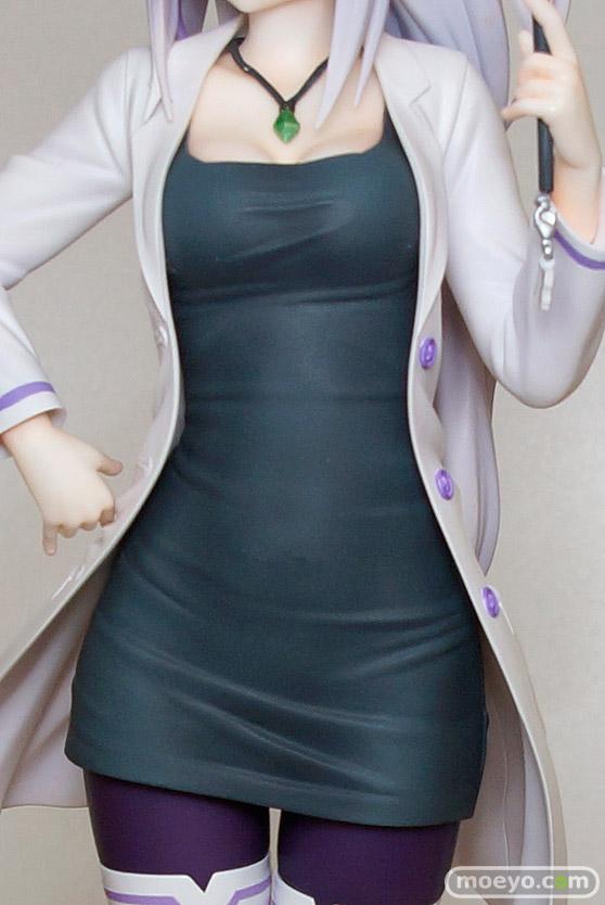 KADOKAWAのRe:ゼロから始める異世界生活 エミリア 教師Ver.の新作フィギュア彩色サンプル画像10