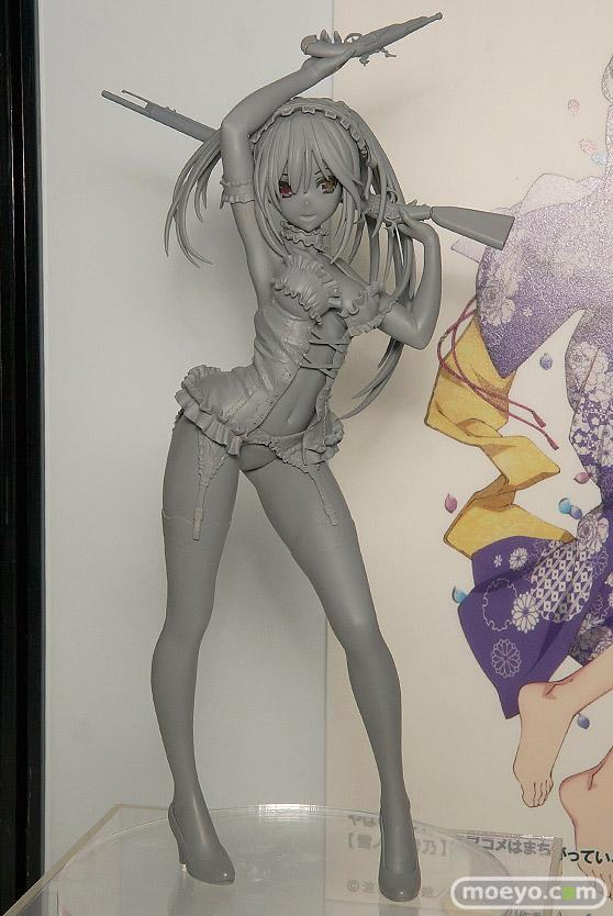 アルファマックスのデート・ア・ライブ 時崎狂三 ランジェリーVer.(仮)の新作フィギュア彩色サンプル画像02