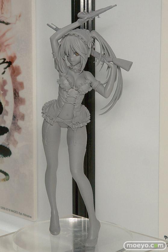 アルファマックスのデート・ア・ライブ 時崎狂三 ランジェリーVer.(仮)の新作フィギュア彩色サンプル画像04