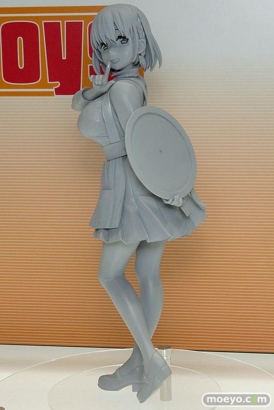エモントイズの 月曜日のたわわ アイちゃん(パン屋アルバイトVer.) の新作フィギュア監修中原型画像03