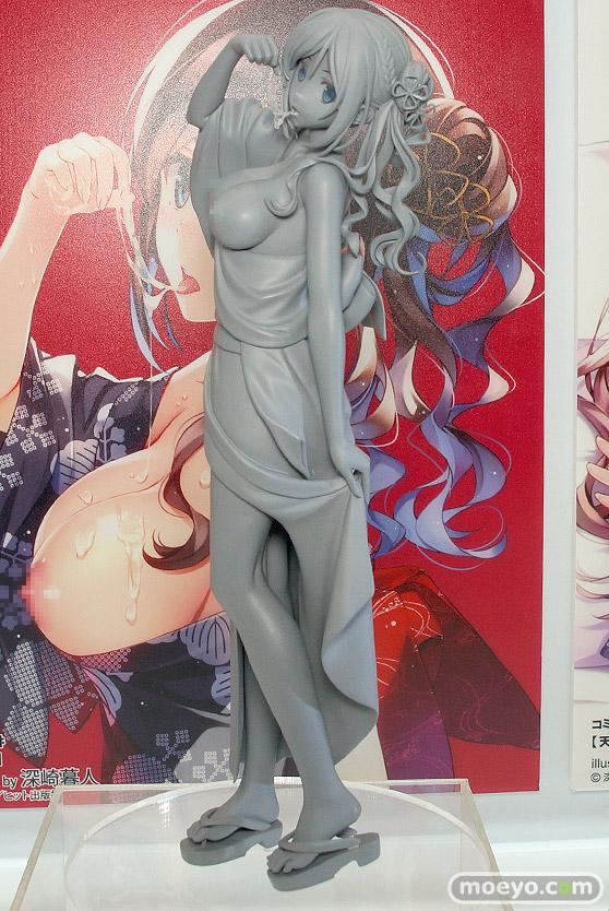 スカイチューブの コミック阿吽 雨宮皐月 illustration by 深崎暮人 の新作フィギュア原型画像01