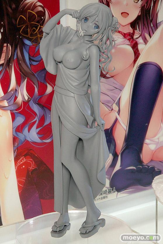 スカイチューブの コミック阿吽 雨宮皐月 illustration by 深崎暮人 の新作フィギュア原型画像02