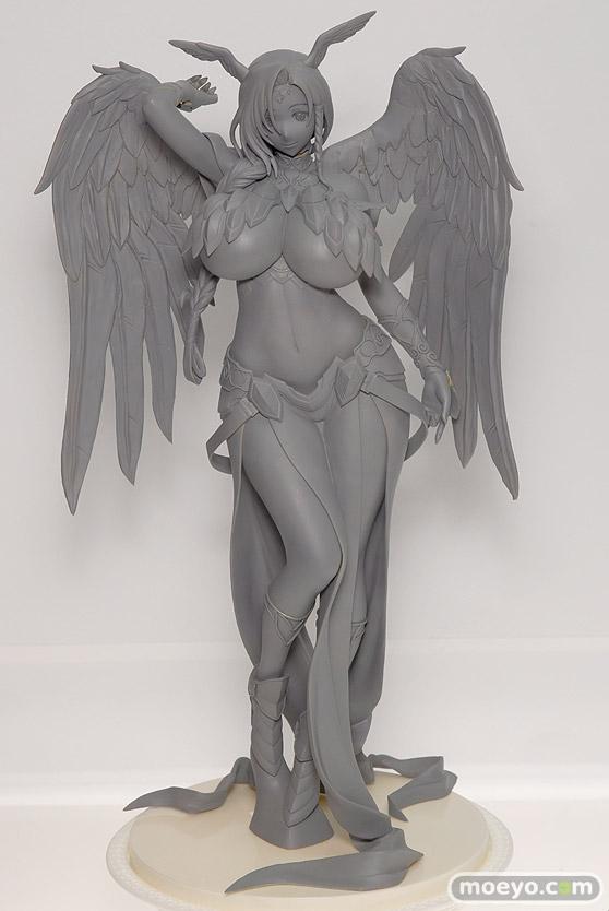 オーキッドシードの七つの美徳 サリエル ~慈悲の像 の新作フィギュア原型画像01