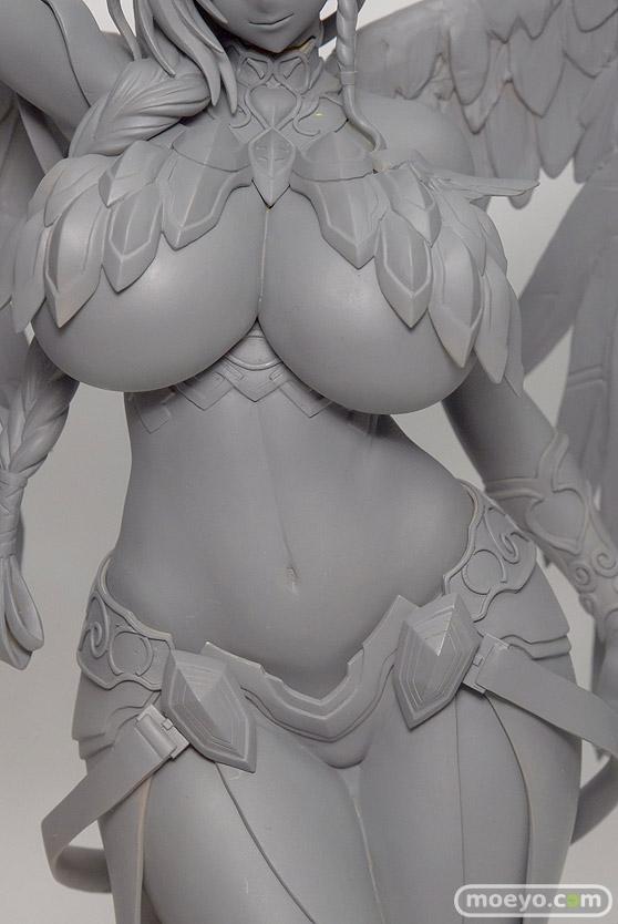 オーキッドシードの七つの美徳 サリエル ~慈悲の像 の新作フィギュア原型画像06