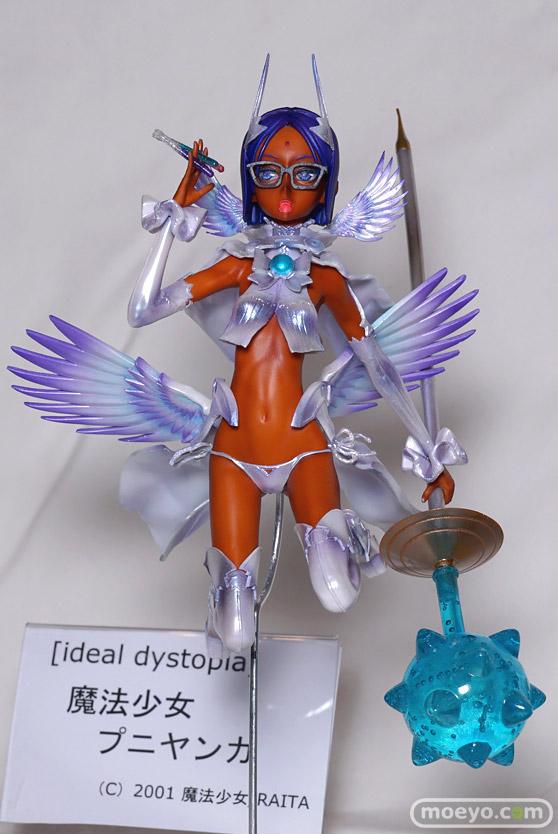 画像 フィギュア サンプル レビュー ワンダーフェスティバル 2018[冬] FOX FRAME ideal dystopia Lapis Lazuli 04