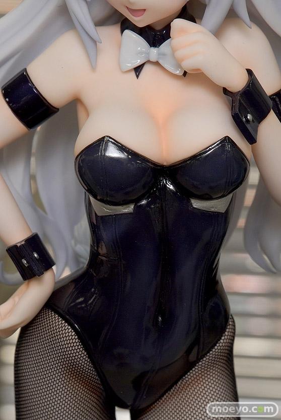 フリーイングのB-style 超次元ゲイム ネプテューヌ ブラックハート バニーVer.の新作フィギュア彩色サンプル画像06