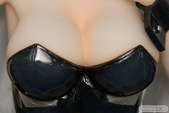 フリーイングのB-style 超次元ゲイム ネプテューヌ ブラックハート バニーVer.の新作フィギュア彩色サンプル画像07