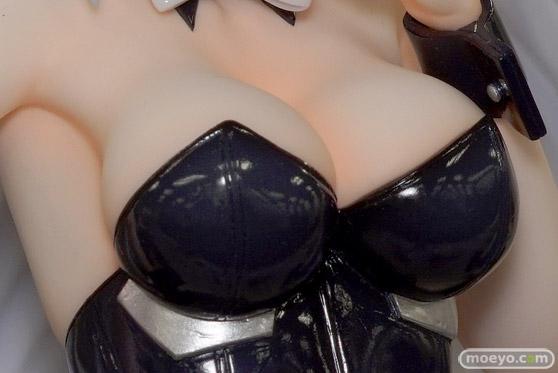 フリーイングのB-style 超次元ゲイム ネプテューヌ ブラックハート バニーVer.の新作フィギュア彩色サンプル画像08