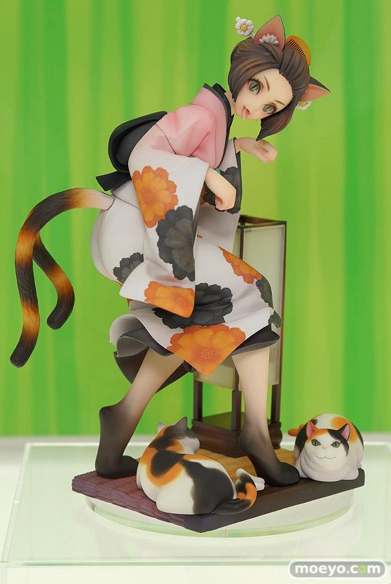 アルターの朧村正 猫又お恋の新作フィギュア彩色サンプル画像01