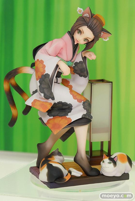 アルターの朧村正 猫又お恋の新作フィギュア彩色サンプル画像03