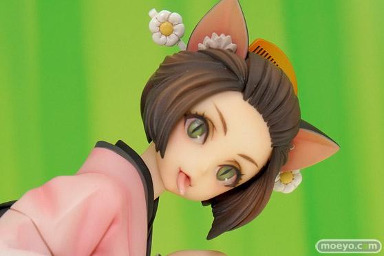 アルターの朧村正 猫又お恋の新作フィギュア彩色サンプル画像05