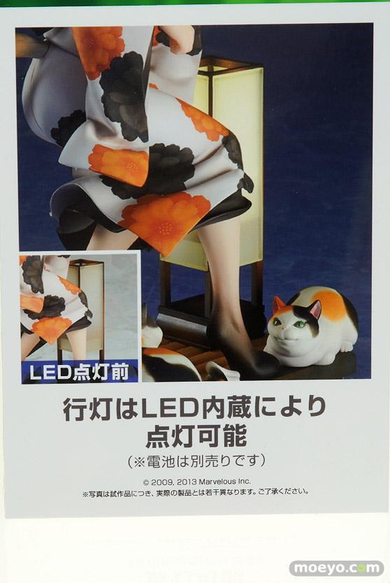 アルターの朧村正 猫又お恋の新作フィギュア彩色サンプル画像09