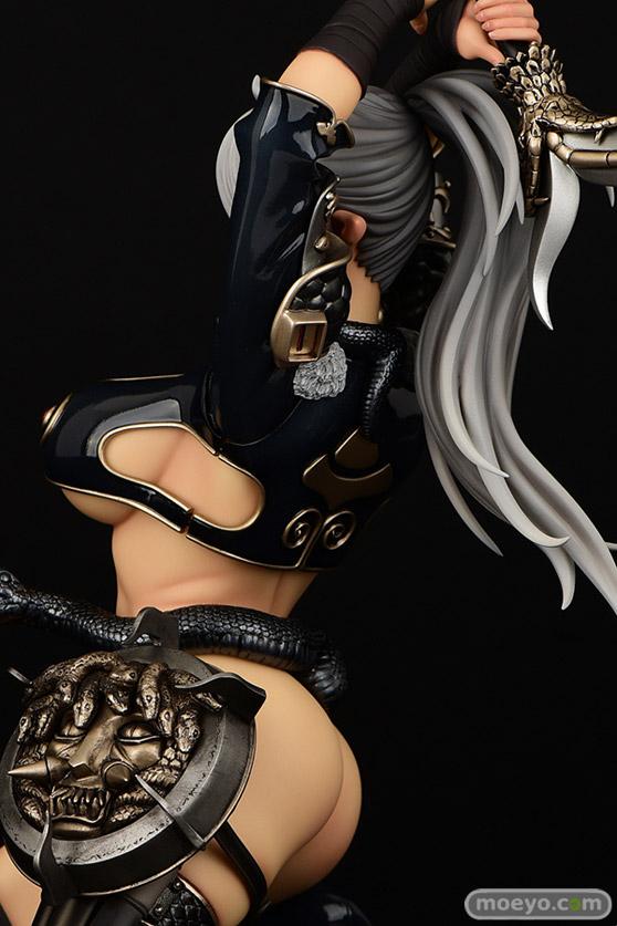 オルカトイズの クイーンズブレイド 歴戦の傭兵 エキドナ:High Quality Edition:ver.DARKNESS の新作フィギュア彩色サンプル画像16