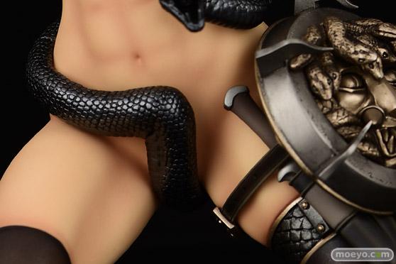 オルカトイズの クイーンズブレイド 歴戦の傭兵 エキドナ:High Quality Edition:ver.DARKNESS の新作フィギュア彩色サンプル画像40
